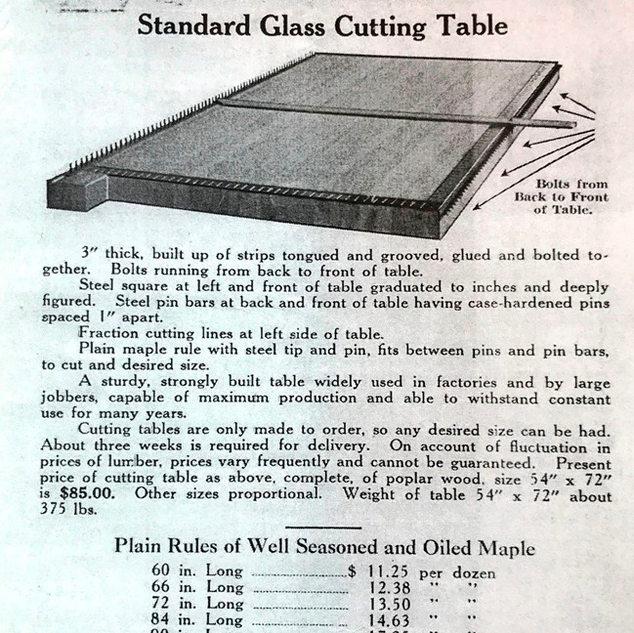 Klages photo advertisement before 1939