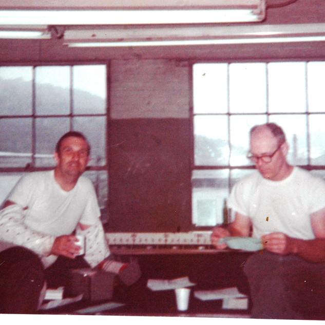 Eugene Jaumot and Darel Rhoades