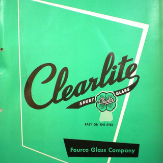 Clearlite Glass info booklet