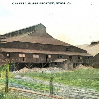 Central Glass factory was located then where todays Millers Park is now, in the north west part of town.