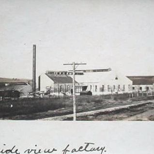 The Fredonia Window Glass plant.