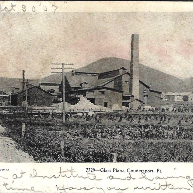 Coudersport plant in Potters Co.