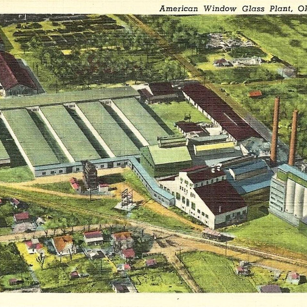 Another look at the 1948 Okmulgee, OK, plant.