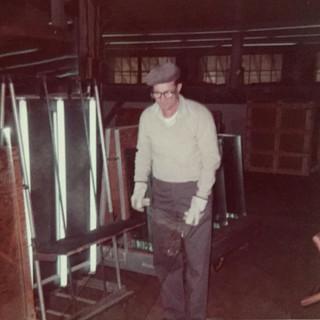 Sherwood Oldaker inspector 1970's