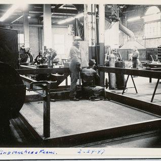 Slim Scolapio looking center, working at Rolland.