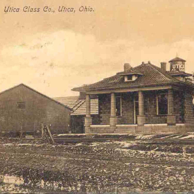 The company office at the Utica.