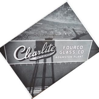 The Clearlite sign first built in 1936