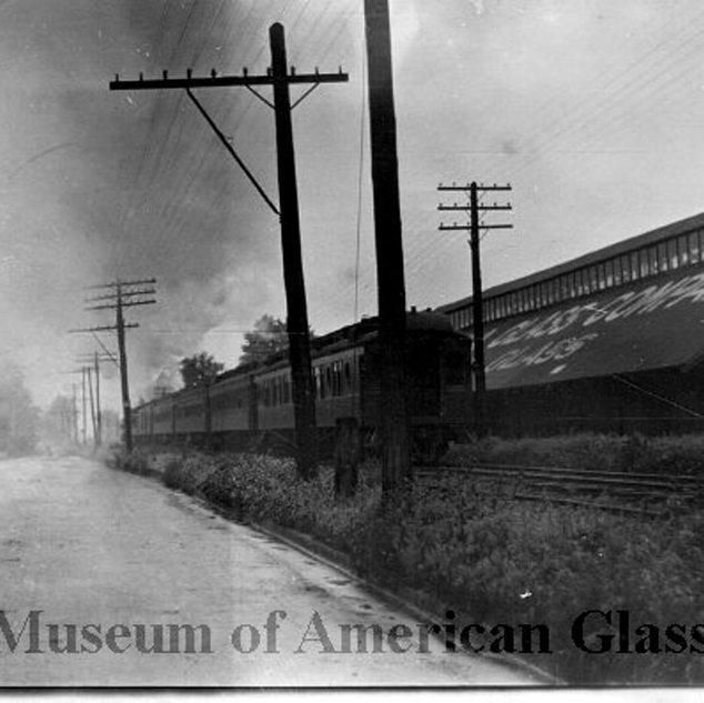 Rail service for the Utica.