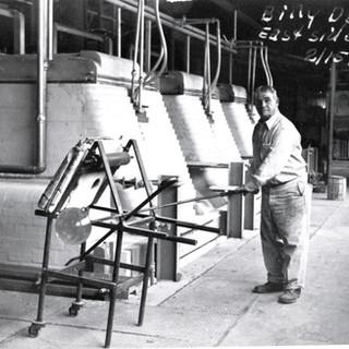 Billy Davis - furnace attendent