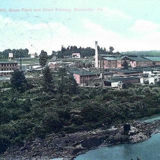 Brookvilll plant right center.