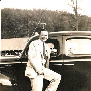 Bob Hart, dad's best friend
