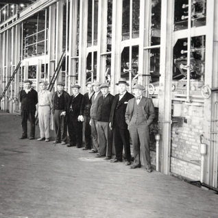 Rolland glass 1928