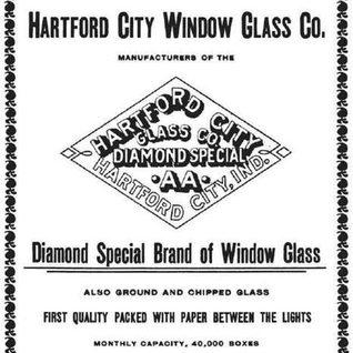 Hartford City Window Glass
