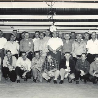 Adamston company personnel.