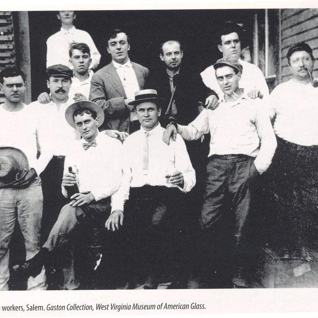 Salem  Glass Workers