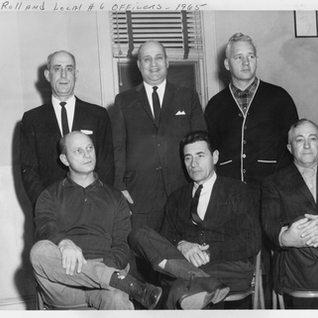 Rolland CIO union local #6 1965