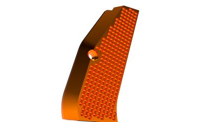 Aluinum Grip Panel