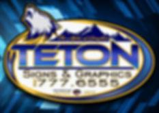 Teton Signs