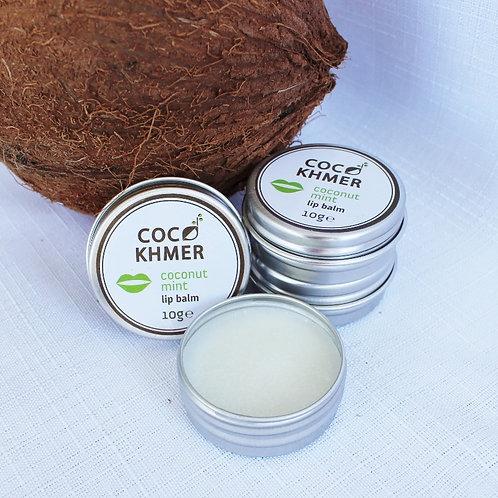 Lipbalm Tin - Coconut Mint