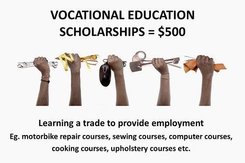 Vocational Education Scholarship