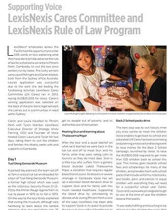 LexisNexis Cares