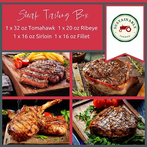 Steak Tasting Box