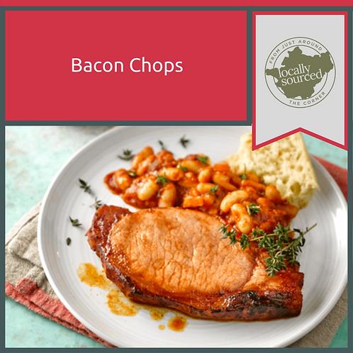 Bacon Chops 4 x 8 oz