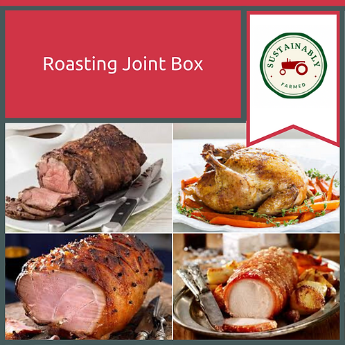 Roasting Joint Box Deal 8 Pieces