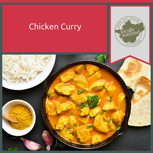 Chicken Curry Ready To Cook 1kg