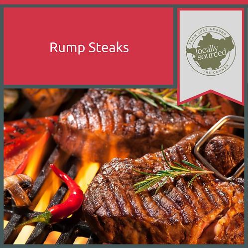 8 x 10 oz Rump Steak