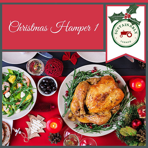 Christmas Hamper One