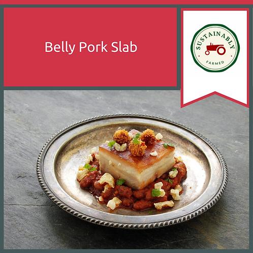 2 KG Belly Pork Slab