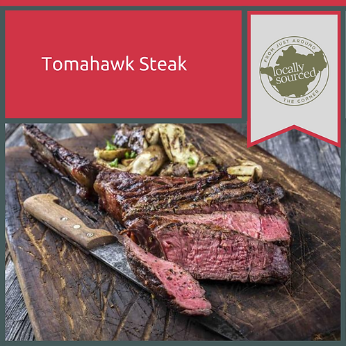5 x 32 oz Mega Tomahawk Steaks