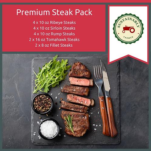 Premium Steak Pack