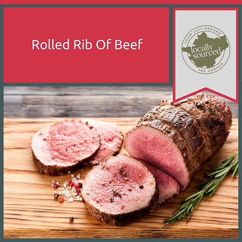 Local Rolled Sirloin 5lbs +