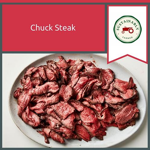 Sliced Chuck Steak 2.267kg