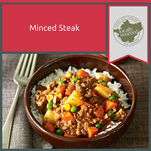 Minced Steak 1 kg