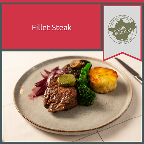 28 Day Matured Fillet Steak 1kg