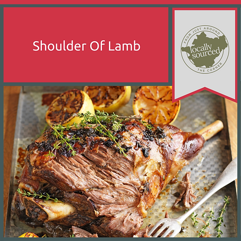 Whole Shoulder Of Local Lamb 1.8kg