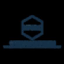 Blue Hexagon Shape Architectural Logo-3.
