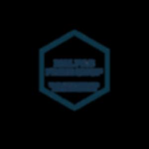 Copy of Blue Hexagon Shape Architectural
