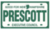 Russell Prescott, NH Senate District 23 logo
