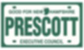 Russell Prescott, NH Senate District 23 logo