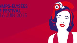 She Walks selected  for The Champs Élysées Film Festival!