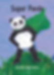 Super Panda picture book