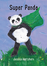 Super Panda picture book