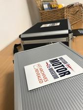 Reminiscence boxes British Motor Museum