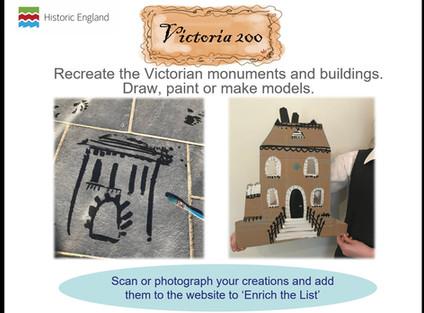 Victoria 200 - Historic England
