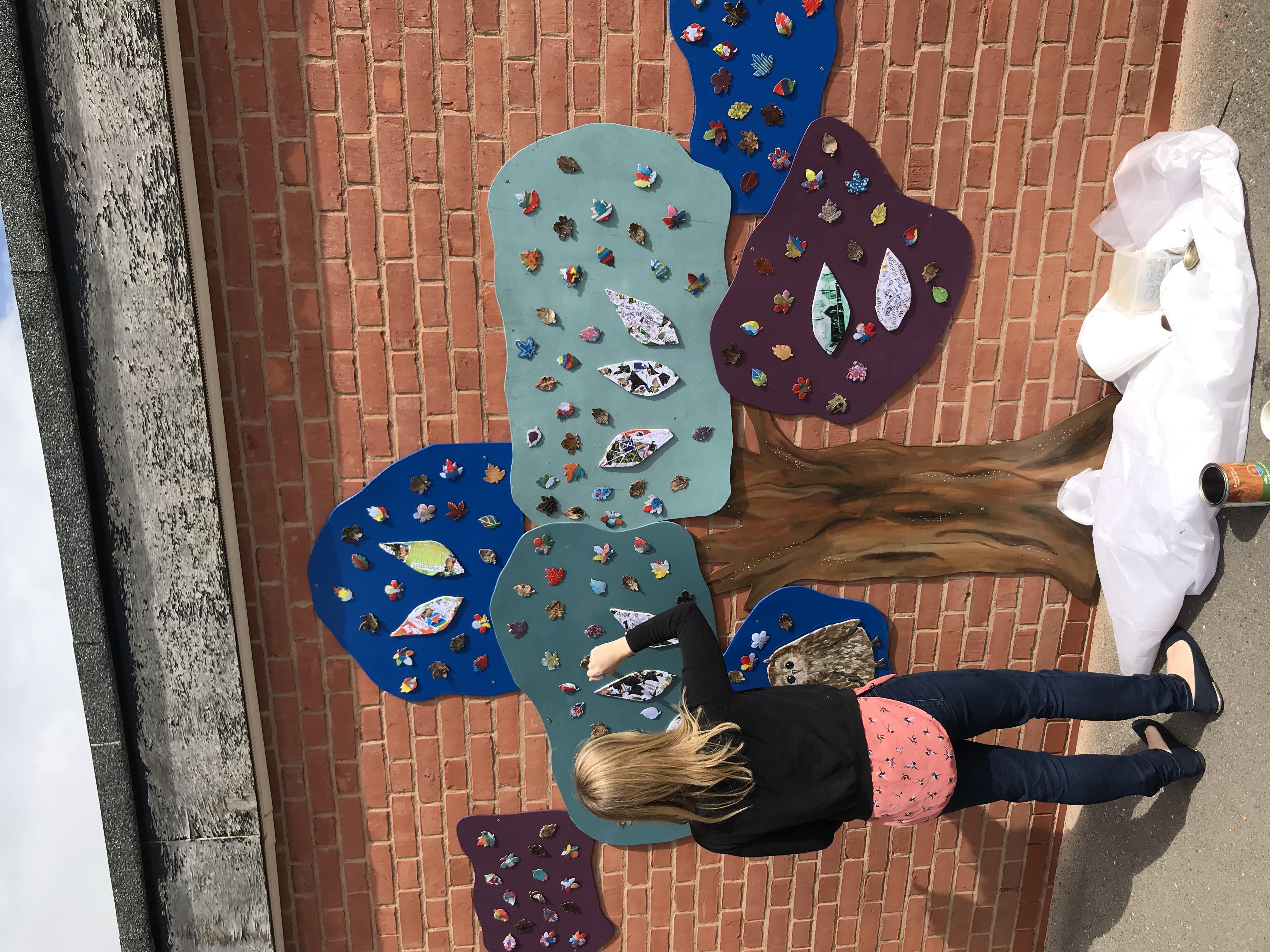 Dunchurch mural