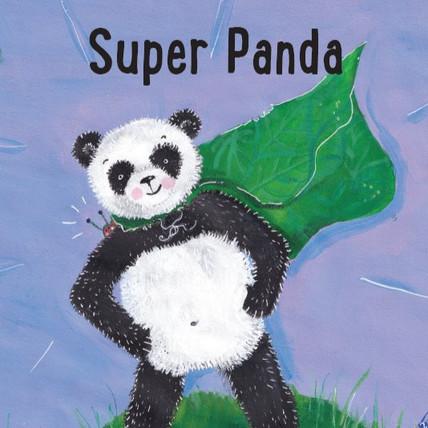 Super Panda Childrens book